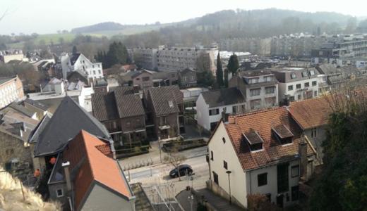 ベルギーのお城