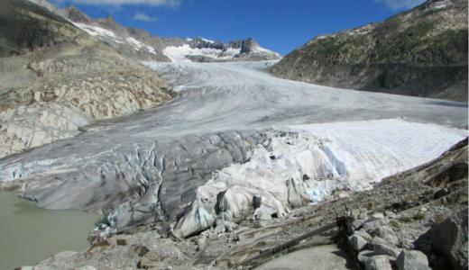 氷河(スイス)