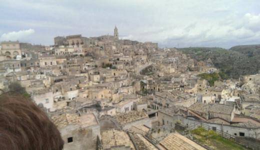 南イタリア バーリ