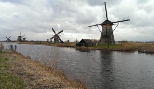 オランダ的風景(風車編)