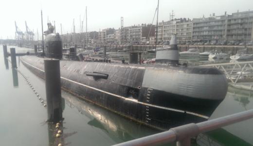 潜水艦 in フランス