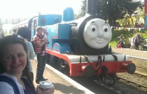 イギリス旅行 その2 (機関車トーマス)