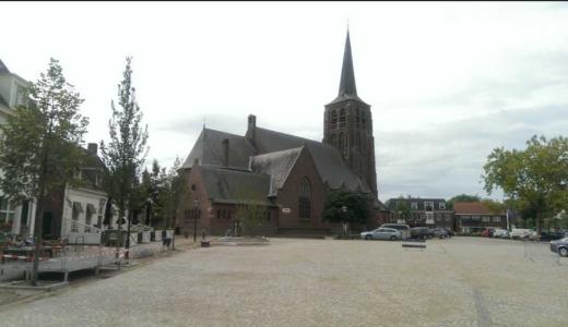 オランダ自転車旅行 一泊目